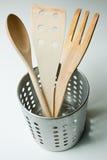 Instruments de cuisine Images libres de droits