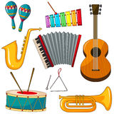Instruments Stock Image