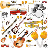 Instruments Royalty Free Stock Photo