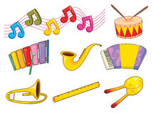 Instruments Stock Photo