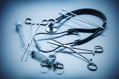 Instruments médicaux Photos libres de droits