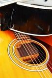 Instruments, plan rapproché Image stock