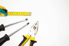 Instruments pour la maintenance photographie stock libre de droits