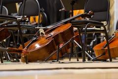Instruments Symphony Orchestra Royalty Free Stock Image
