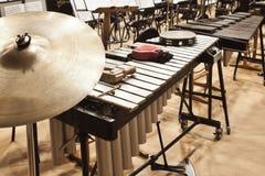 Instruments Symphony Orchestra Stock Photography