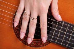 instrumentu musical Zdjęcie Royalty Free