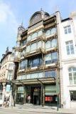 Instrumentu Muzycznego muzeum w Bruksela, Belgia Fotografia Stock