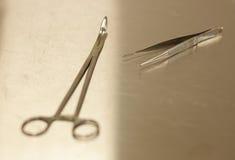 instrumenty medyczni Fotografia Stock