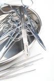 instrumenty medyczni Zdjęcia Royalty Free