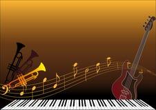 instrumenty muzykalni Obrazy Royalty Free