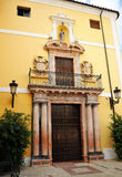 Instytucki Aguilar i Eslava, Cabra, cordoby prowincja, Hiszpania Obrazy Royalty Free