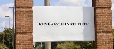 Instytut badawyczy fotografia royalty free