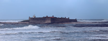 Insula fort Royalty Free Stock Images