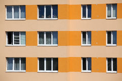 Insulated facade Royalty Free Stock Images