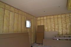 Insulated Garage Stock Photo