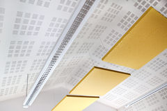 Insulating ceiling Royalty Free Stock Photos