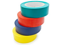 Insulating tape Stock Photography