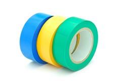 Insulating tape Stock Photo