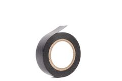 Insulating tape. Stock Photo