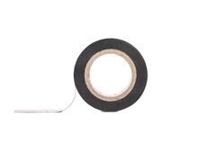 Insulating tape. Royalty Free Stock Images