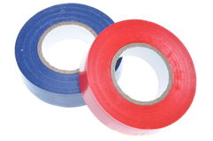 Insulating tapes Royalty Free Stock Image