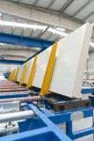 Insulation materials Stock Photo