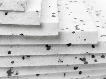 Insulation styrofoam Royalty Free Stock Photo