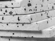 Insulation styrofoam Stock Photos