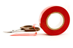 Insulation tape Royalty Free Stock Image