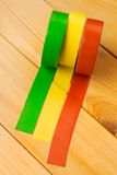 Insulation tape Stock Photo