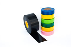 Insulator tape Royalty Free Stock Photography