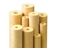 Insulator tubes Stock Photos
