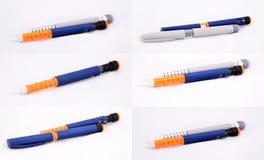 Insulin Lizenzfreies Stockfoto