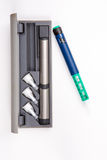 Insulin pen Royalty Free Stock Images