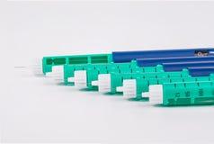 Insulin pen Stock Images