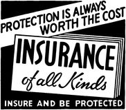Insurance Of All Kinds 2 Stock Photos
