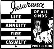 Insurance Of All Kinds 3 Stock Image