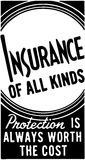 Insurance Of All Kinds Stock Photos