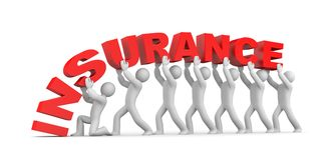 Insurance vector illustration