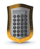 Insurance calculator Royalty Free Stock Image