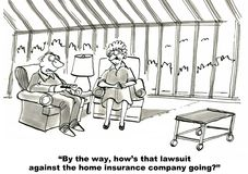 Insurance Company and Lawsuit