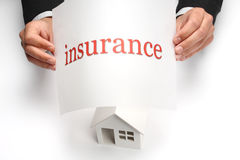Insurance concept Stock Photography