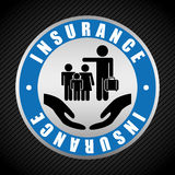 Insurance concept Royalty Free Stock Image