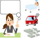 Insurance consultation Stock Photos