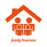 Insurance design Stock Photo