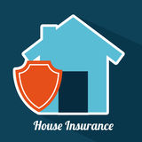 Insurance design Royalty Free Stock Image