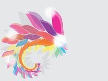 Insurance Design Elements Color logo Royalty Free Stock Image