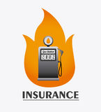 Insurance design. Royalty Free Stock Image