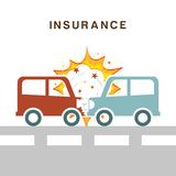 Insurance design Stock Images