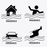 Insurance design. Royalty Free Stock Photos